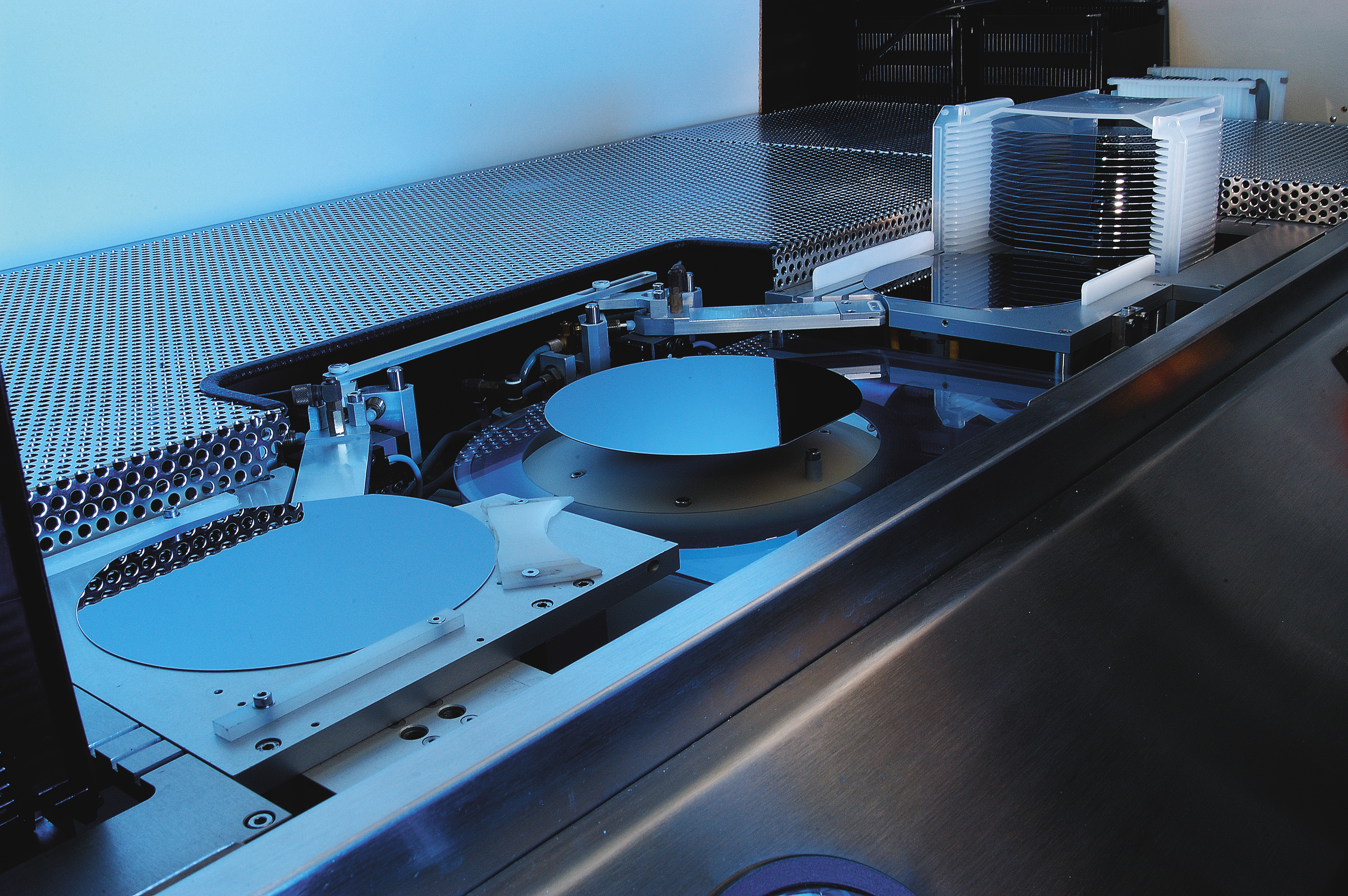 Silicon Wafers Sil Tronix St